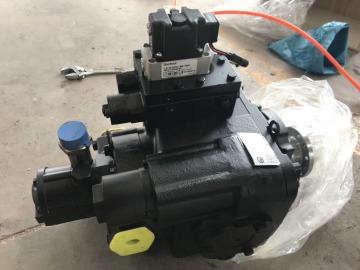 电控液压泵