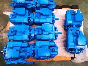 harvester hydraulic oil pump manufacturer