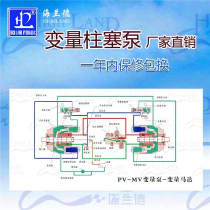 联合收割机液压泵厂家