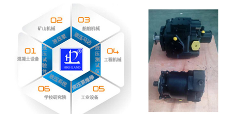 进口品质液压泵生产厂家
