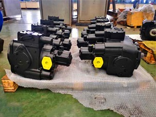 玉米收割机液压泵厂家