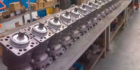 进口品质液压泵马达生产厂家