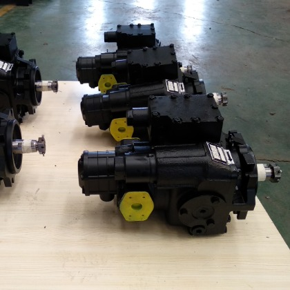 Combine harvester hydraulic pump wholesale