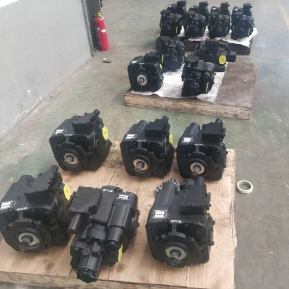 Hydraulic high pressure piston pump wholesale