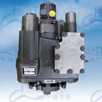 Variable displacement hydraulic pump manufacture