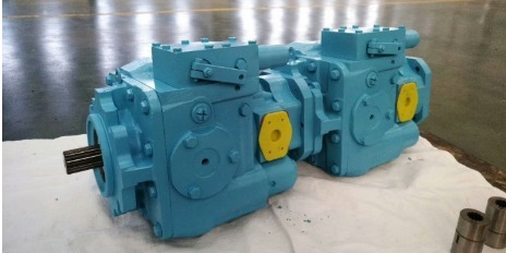 Hydraulic axial piston pump