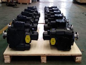 Hydraulic pump spv20