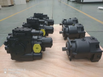 Hydraulic pump spv20 features