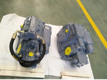 12V hydraulic pump motor features