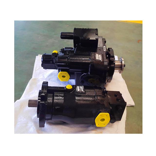 【厂家】河北客户再次为采购罐车液压泵选择海兰德液压