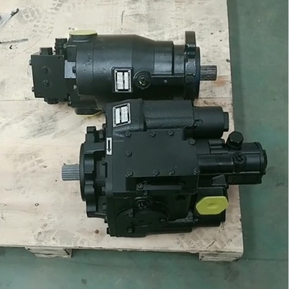 Piston pump and motor manufacturer