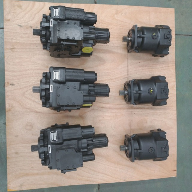 Hydrostaticpumpandmotor