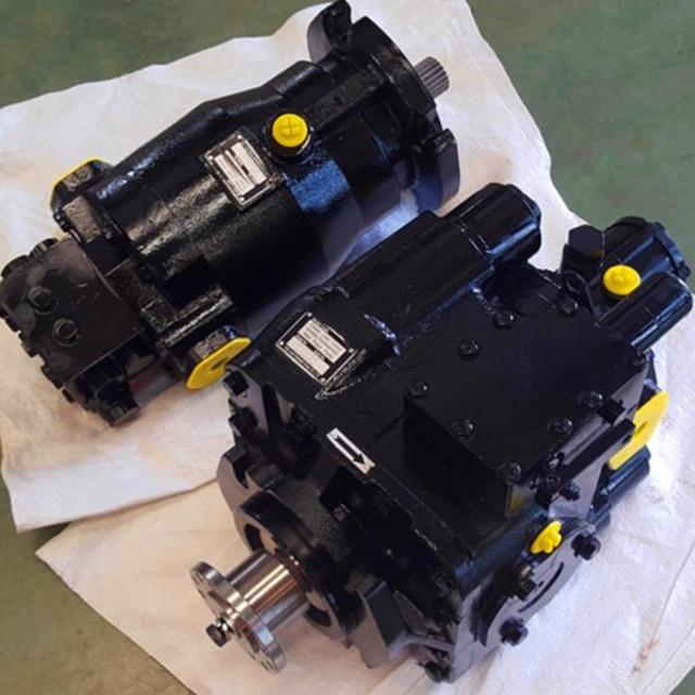 Hydraulicpumpsandmotors