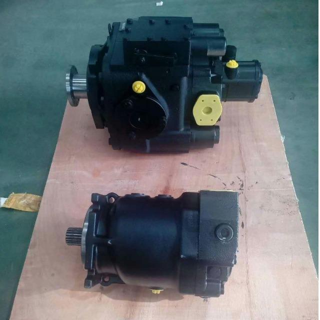 Truckmixerhydraulicpumpmotor
