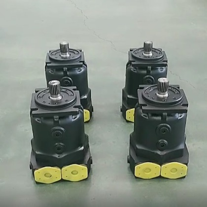 Axial hydraulic piston motor wholesale