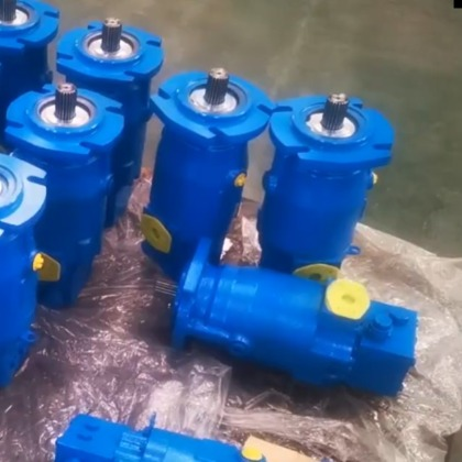 Axial hydraulic piston motor factory