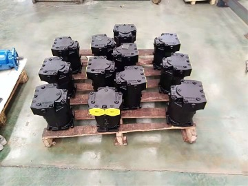 Axial hydraulic piston motor