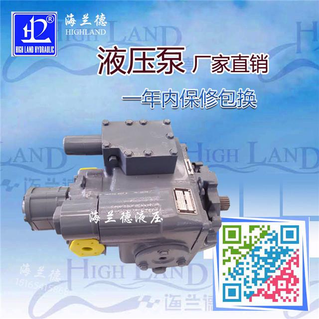 【厂家】水泥罐车液压泵,用品质证明选择海兰德液压是正确的