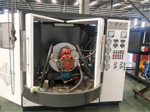 液压设备维修试验台