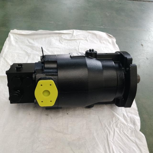Hydraulictestmotor