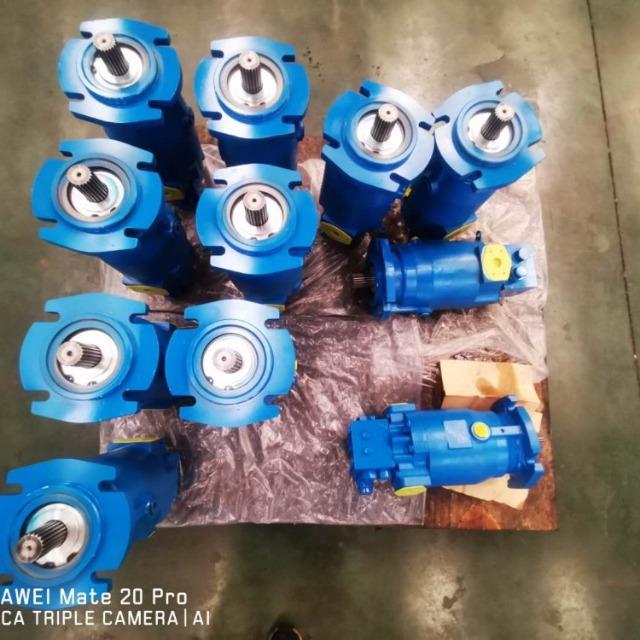 Hydrostatictransmissionmotor