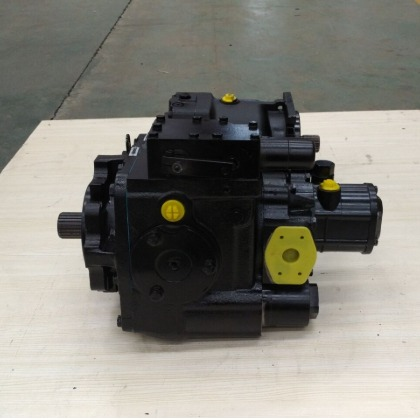 Hydraulic pump with tapered shaft