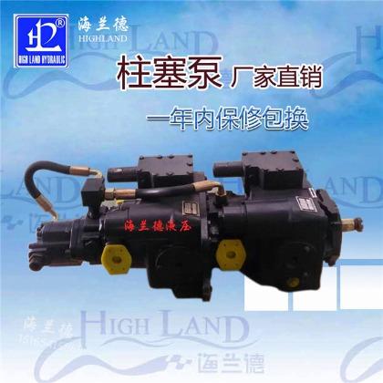 高压柱塞泵厂