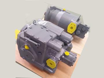 液压泵特点