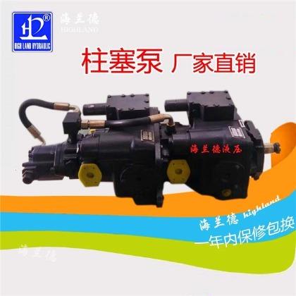 串联高压柱塞泵