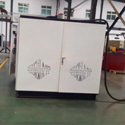 挖机液压泵测试台