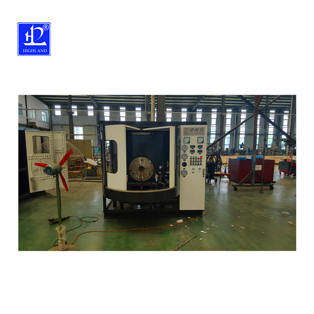 欢迎来济南海兰德液压参观订购液压泵试验台