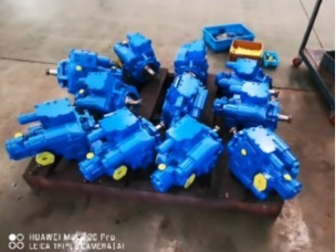Hydraulic pump combine harvester wholesale