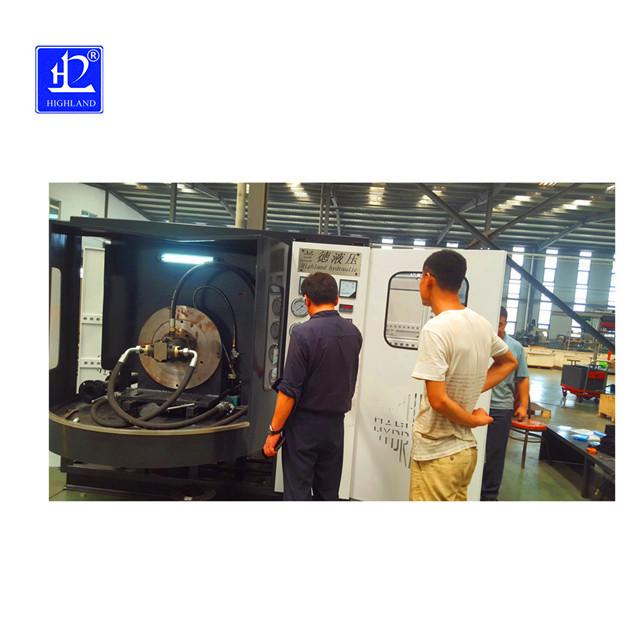 济南海兰德液压试验台,操作简单,使用方便