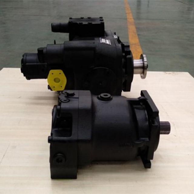 Axialpistonpumpandmotor
