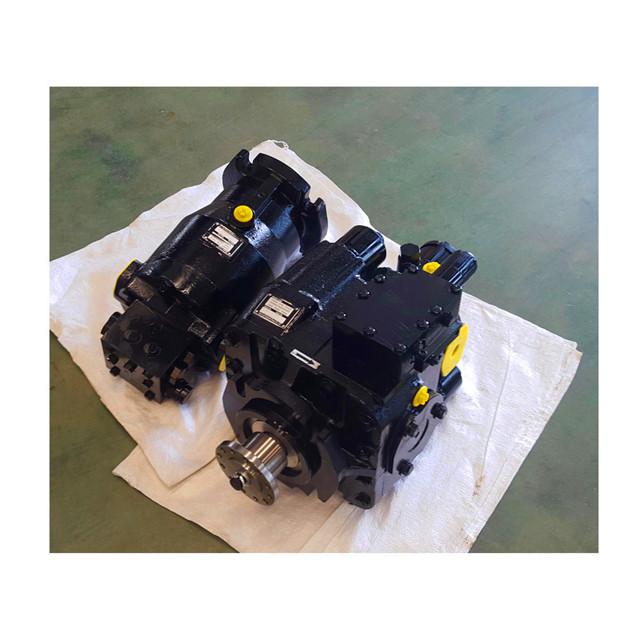 【河北】液压泵维修客户,选择海兰德液压是因为维修技术
