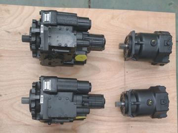 PV23液压油泵马达