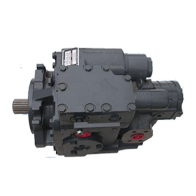 Hydraulicpowerandpistonpump