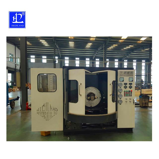 齿轮泵出厂试验台