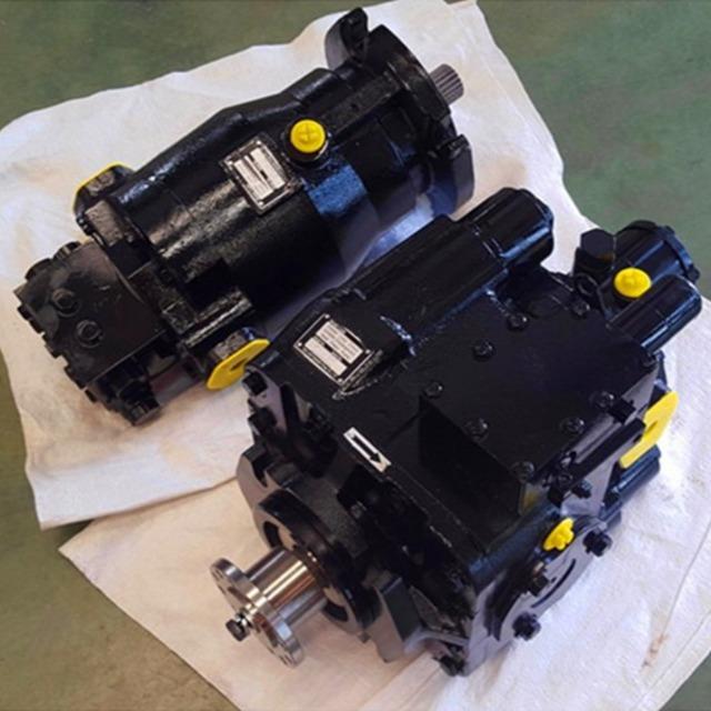 Hydraulicaxialpistonmotor