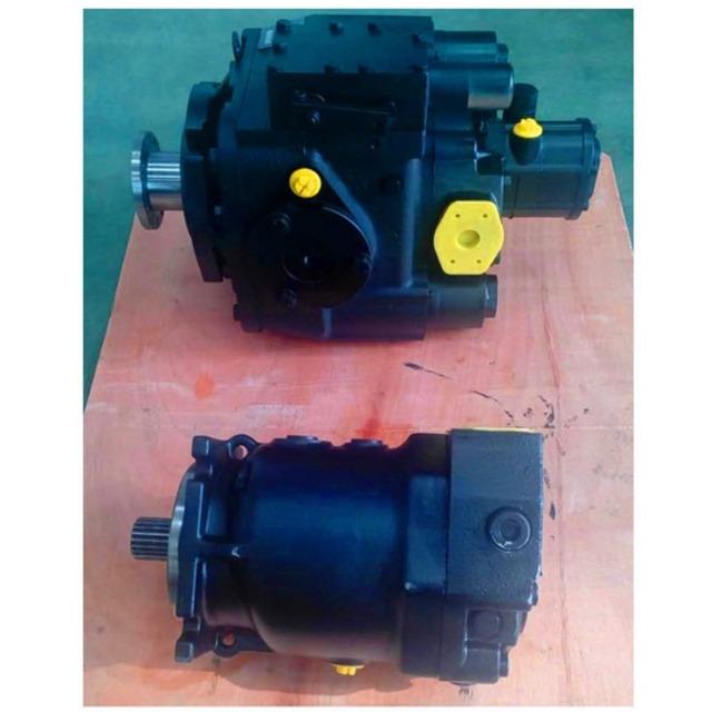 HydraulicpistonmotorMF23