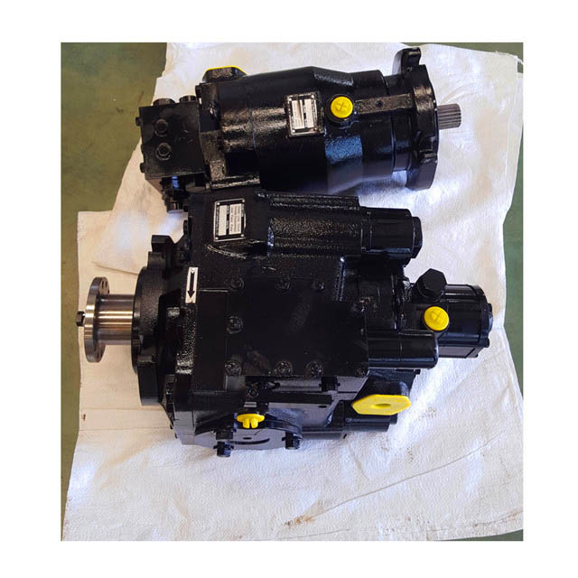 供应收割机液压泵,海兰德液压泵厂家