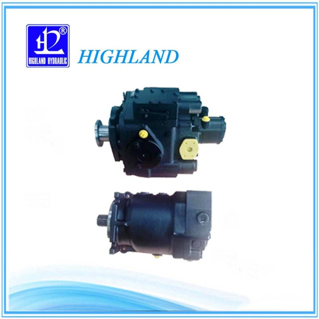 混凝土搅拌车液压泵,如何配套选型呢?