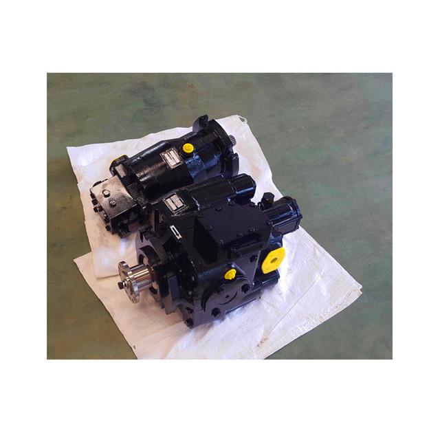 河北青贮机液压系统泵马达配套