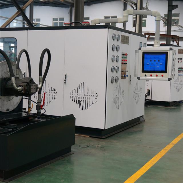 海兰德液压试验台大厂生产,品质保证