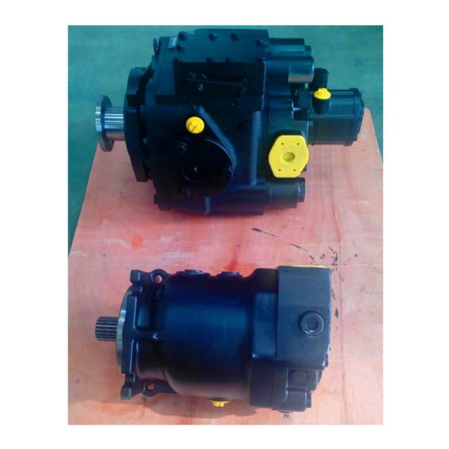 液压传动的联合收割机柱塞泵马达配套厂家