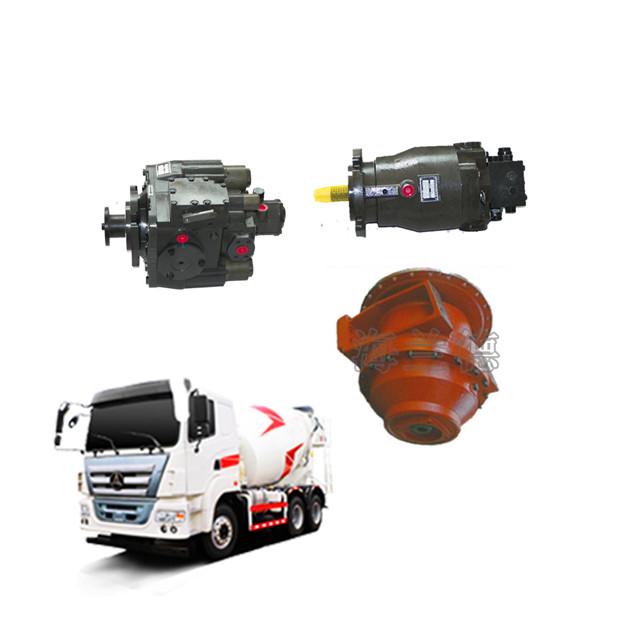 罐车液压泵的品质,海兰德液压被认可