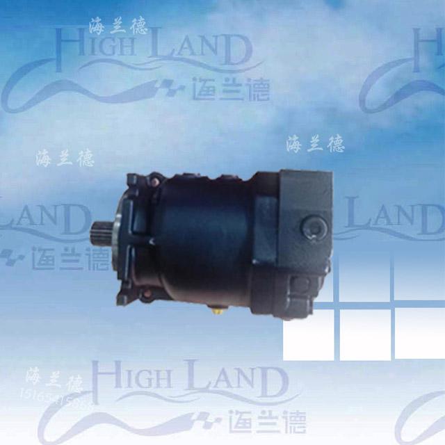 【企业】青贮机械为寻液压马达专程来海兰德液压