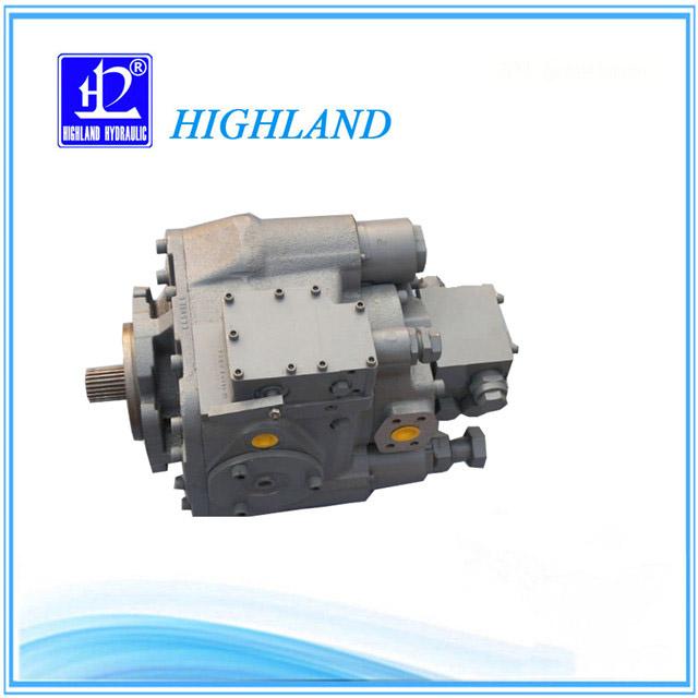 安徽某矿业公司购买我们海兰德液压变量马达