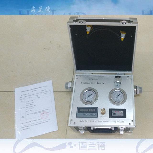 放心是省心的液压系统检测仪,济南海兰德液压