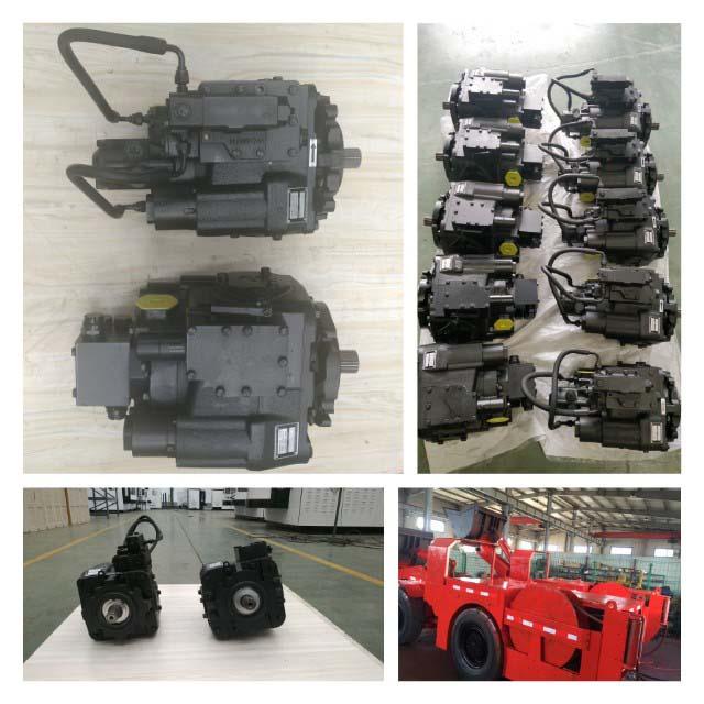 【泰安】再次增购海兰德铲运机液压泵